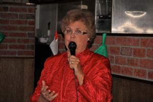 Francine Busby updates election results.