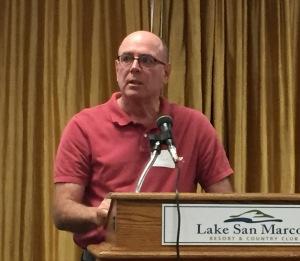 Dale Barton, Palomar Health Board Candidate 2016